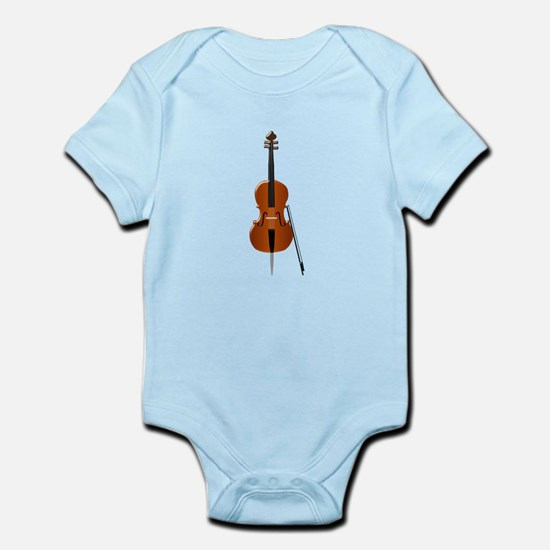 Cello Body Suit