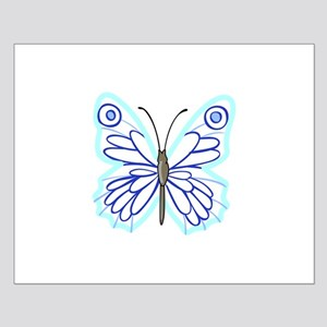 BUTTERFLY APPLIQUE Posters