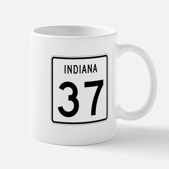 Route 37, Indiana Mug