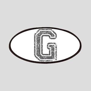 G-Col gray Patch