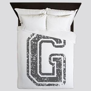 G-Col gray Queen Duvet