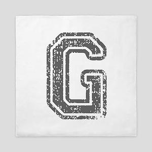 G-Col gray Queen Duvet
