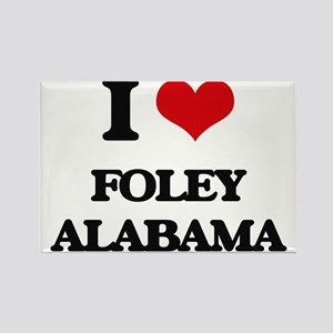 I love Foley Alabama Magnets