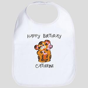 Happy Birthday Catherine (tig Bib