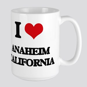 I love Anaheim California Mugs