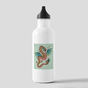 Chinese Dragon Water Bottle