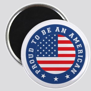 Proud To Be An American Magnets