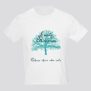 Family Historian Chase Tale T-Shirt