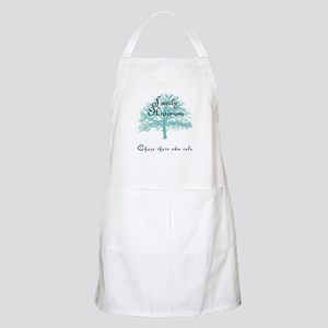 Family Historian Chase Tale Apron