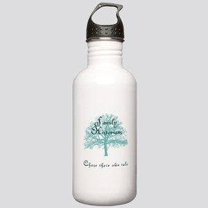 Family Historian Chase Stainless Water Bottle 1.0L