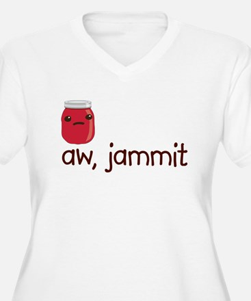 aw, jammit Plus Size T-Shirt