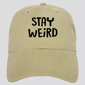 Stay Weird Cap