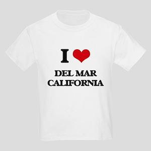 I love Del Mar California T-Shirt