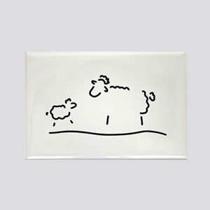 sheep lamb of mother shroud cookers Magnets