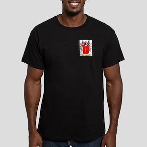 Kafka Men's Fitted T-Shirt (dark)