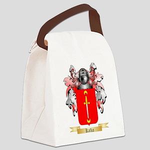 Kafka Canvas Lunch Bag