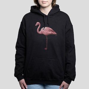 Flamingo Women's Hooded Sweatshirt