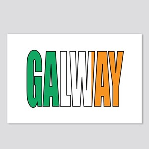 Galway Postcards (Package of 8)