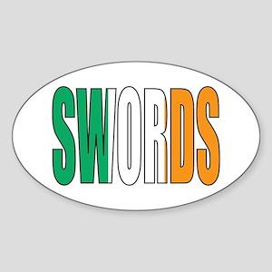 Swords Sticker