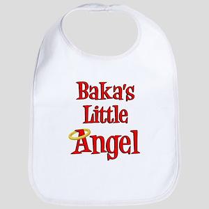 Baka's Little Angel Bib