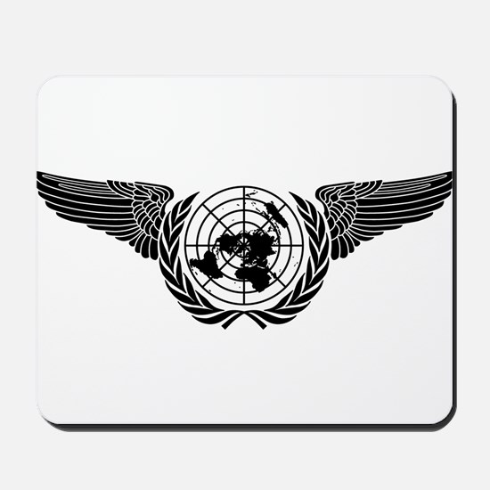 United Nations Forces Mousepad