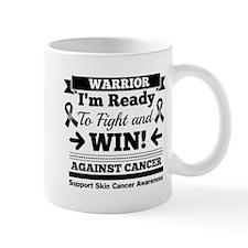Skin Cancer Warrior Mug