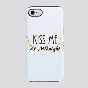 Kiss Me At Midnight iPhone 7 Tough Case