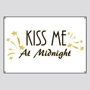 Kiss Me At Midnight Banner