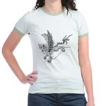 Miss Sphinx Jr. Ringer T-Shirt