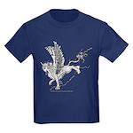 Miss Sphinx Kids Dark T-Shirt