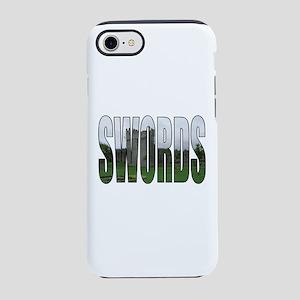 Swords iPhone 7 Tough Case