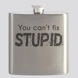 You Cant Fix Stupid Flask