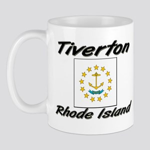 Tiverton Rhode Island Mug