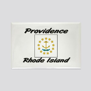 Providence Rhode Island Rectangle Magnet