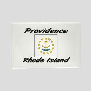 Providence Rhode Island Rectangle Magnet