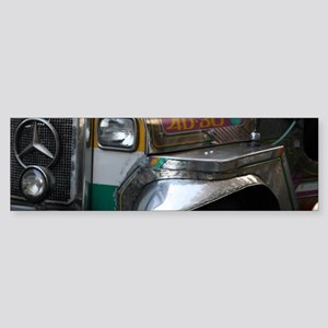 Jeepney Bumper Sticker