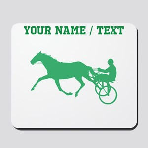 Green Harness Racing (Custom) Mousepad