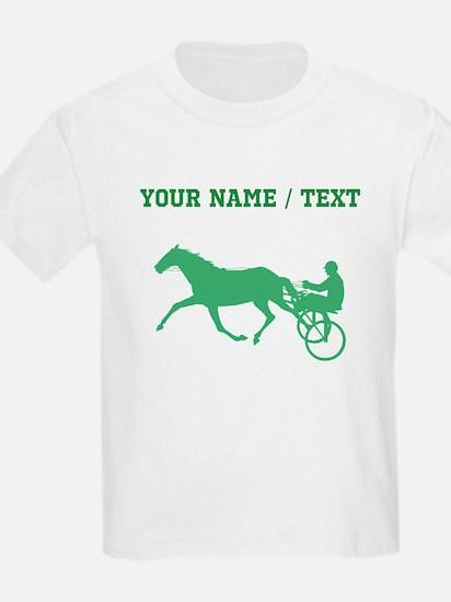 Green Harness Racing (Custom) T-Shirt