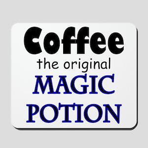 Coffee Magic Mousepad