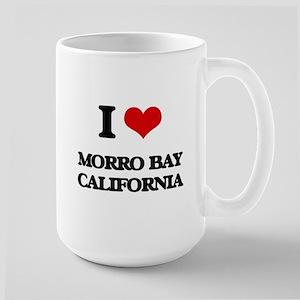 I love Morro Bay California Mugs