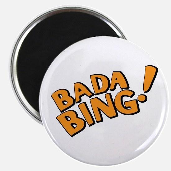 The Sopranos: Badda Bing Magnets