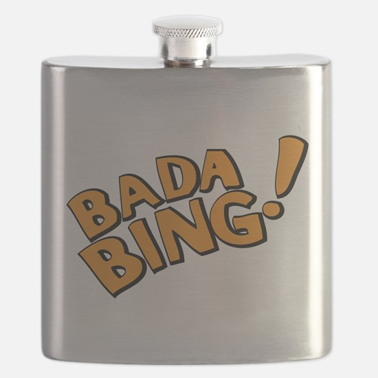 The Sopranos: Badda Bing Flask