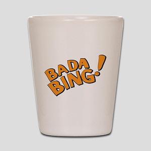 The Sopranos: Badda Bing Shot Glass
