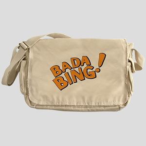 The Sopranos: Badda Bing Messenger Bag