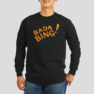 The Sopranos: Badda Bing Long Sleeve T-Shirt