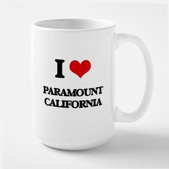 I love Paramount California Mugs