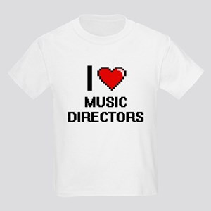 I love Music Directors T-Shirt