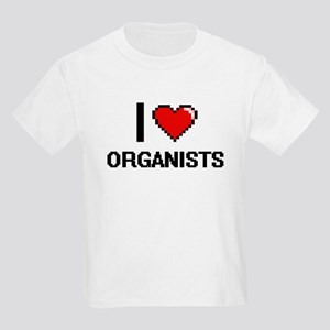 I love Organists T-Shirt