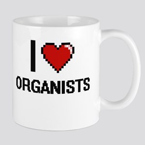 I love Organists Mugs