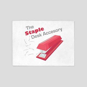 Desk Accesory 5'x7'Area Rug